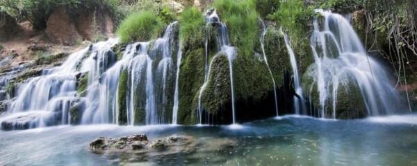 Die Quelle des Flusses Vinapoló