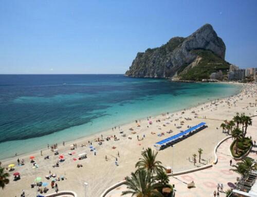 Die 10 besten Strände von Calpe in der Provinz Alicante