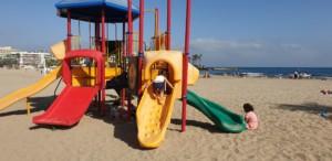 Arenal Beach in Javea