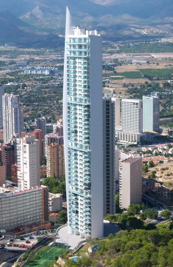 Lúgano Tower