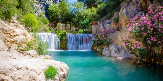 Waterfall Algar