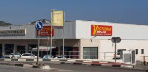Victoria Rent a Car Calpe -oficina alquiler coches