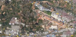 ubicación google maps victoria rent a car aeropuerto valencia
