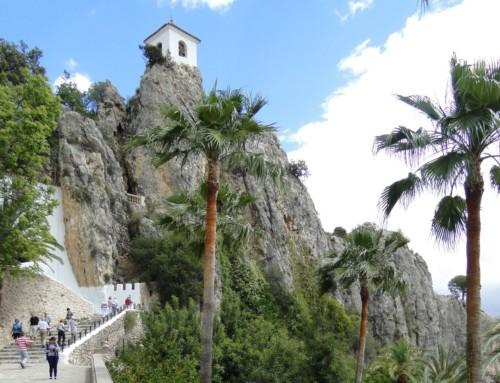 Viaje de un día al Castell de Guadalest