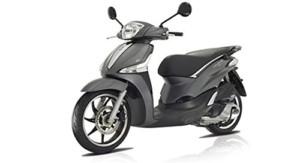 Alquiler scooter Piaggio