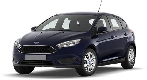 Alquiler Ford Focus