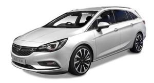 Alquiler Opel Astra SW