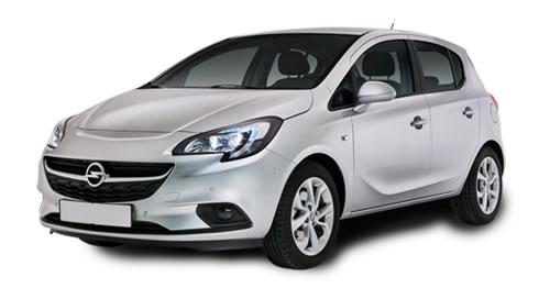 Alquiler Opel Corsa