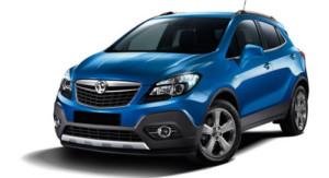 Alquiler Opel Mokka X