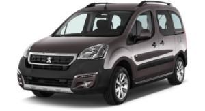 Alquiler Peugeot Partner