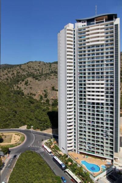 edificio Don Jorge Benidorm