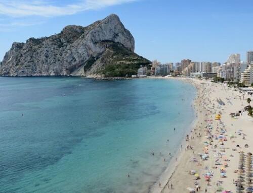 Las 10 mejores playas de Calpe en Alicante